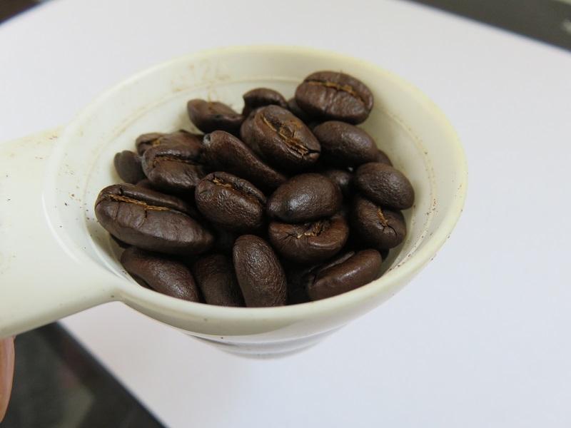 きゃろっとのコーヒー豆